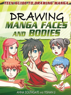 cover image of Drawing Manga Faces and Bodies